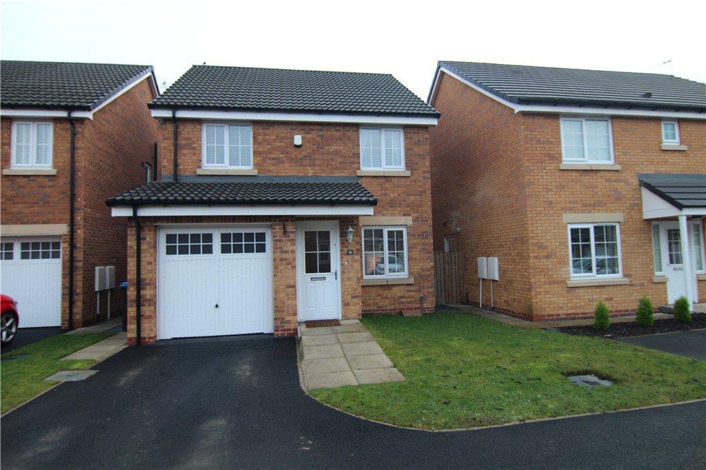 3 Bedrooms Detached House for sale in Surtees Drive, Willington, DL15