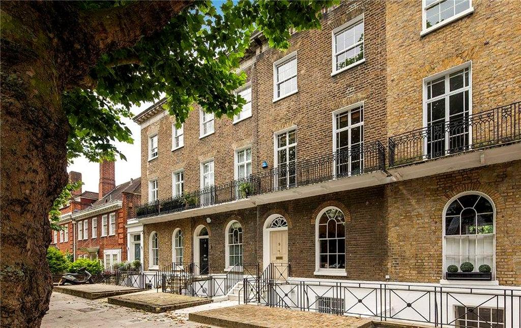 5 Bedrooms Terraced House for sale in Hamilton Terrace, London, NW8