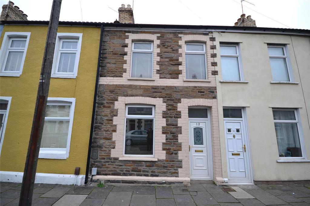 2 Bedrooms Terraced House for sale in Warwick Street, Grangetown, Cardiff, CF11