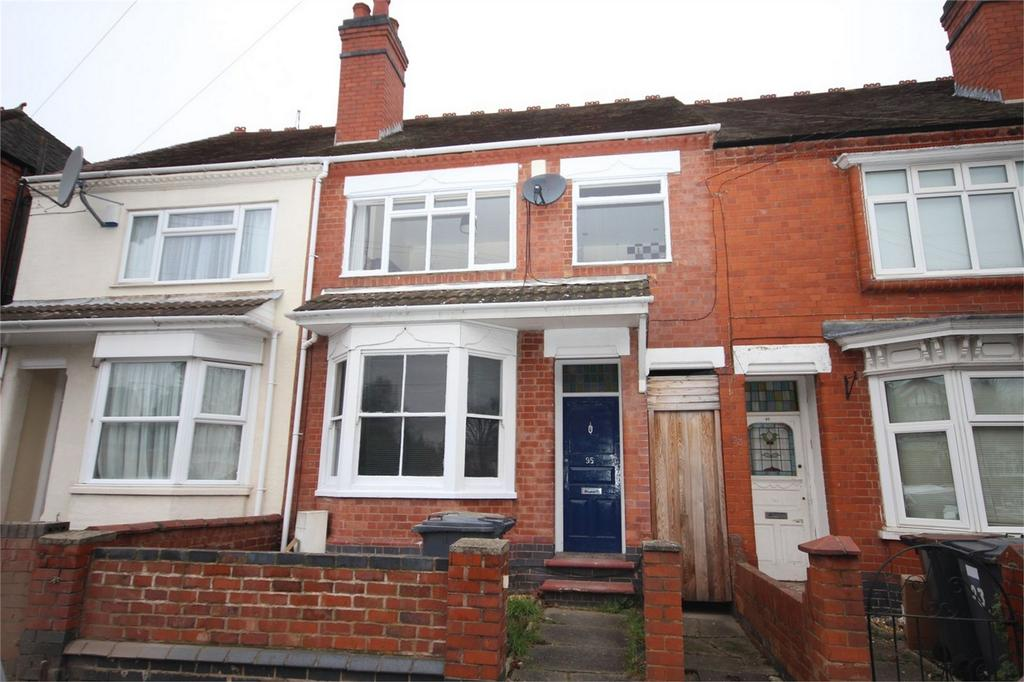 3 Bedrooms Terraced House for sale in Earls Road, NUNEATON, Warwickshire