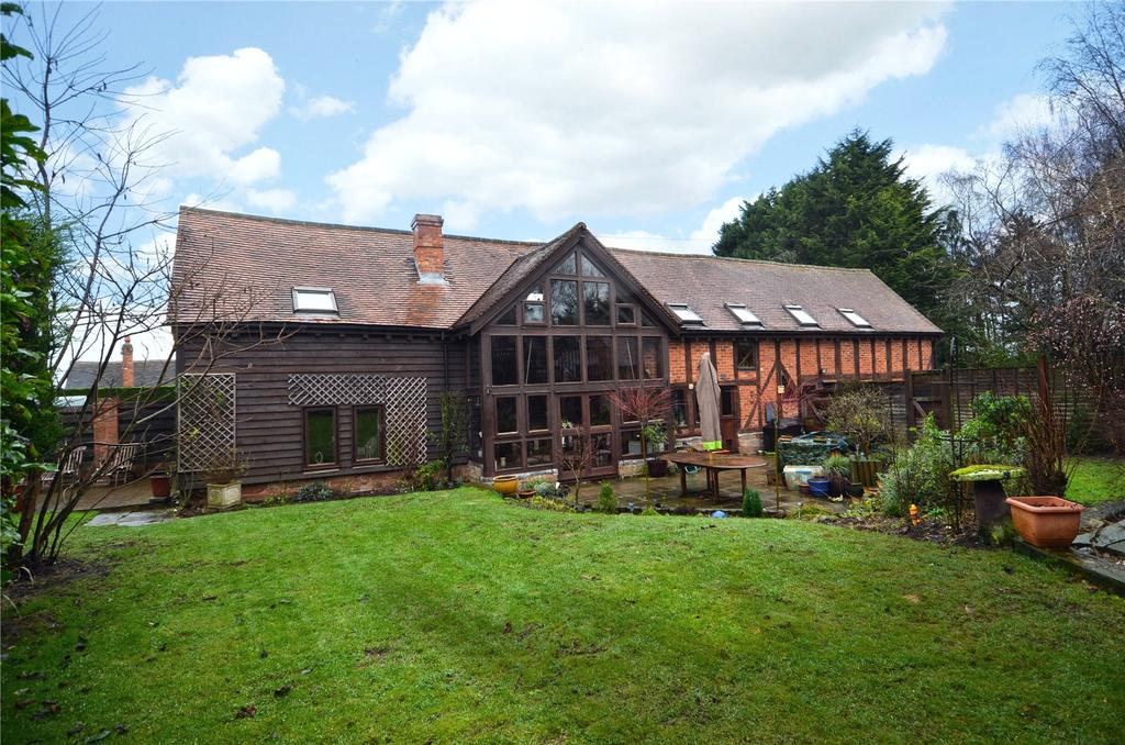 4 Bedrooms Barn Conversion Character Property for sale in Ham Green, Worcestershire
