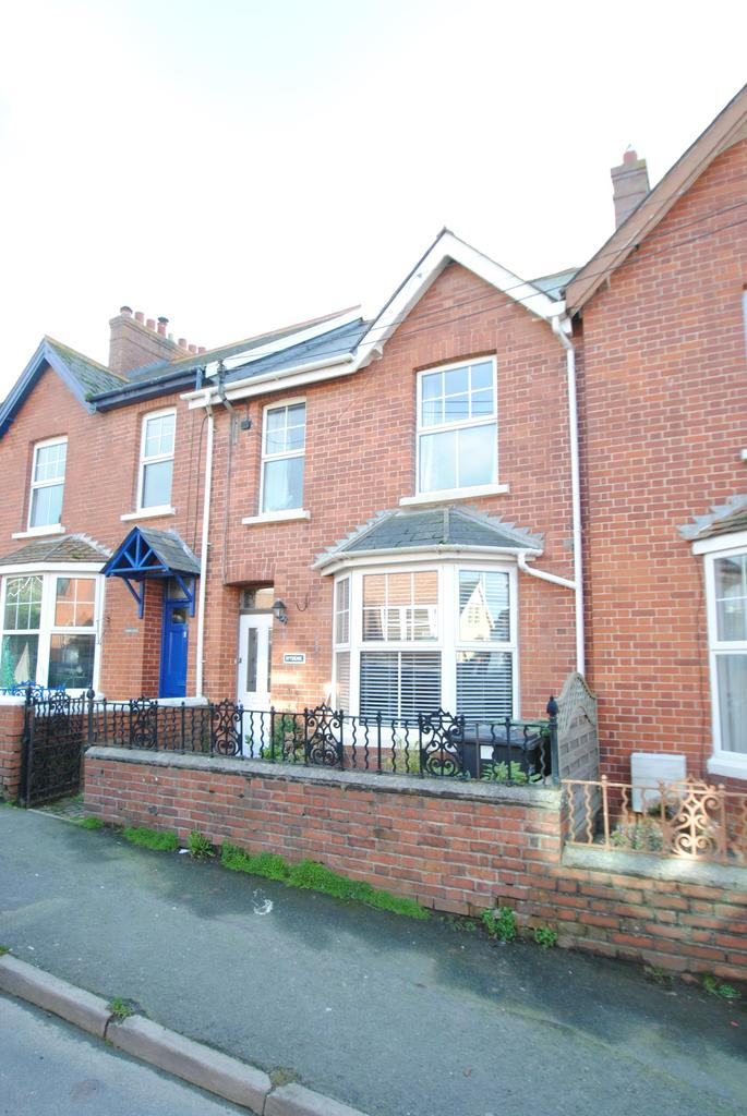 3 Bedrooms Terraced House for sale in South Street, Woolacombe