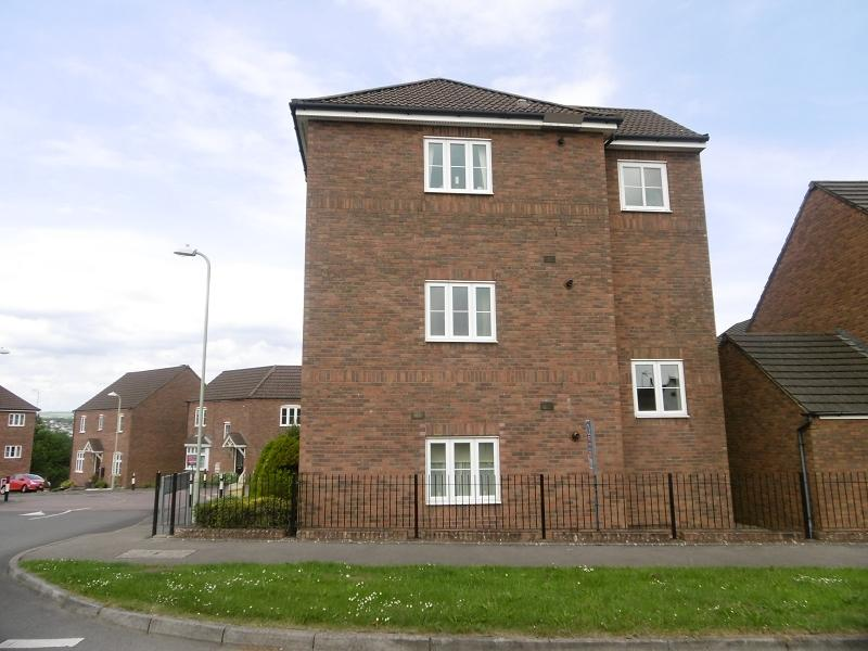 2 Bedrooms Flat for sale in Churchbell sound , Bridgend, Mid glamorgan .