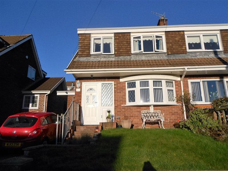3 Bedrooms Semi Detached House for sale in Tyn Y Twr , Baglan, Port Talbot, Neath Port Talbot.