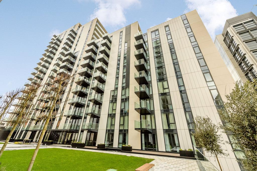 3 Bedrooms Flat for sale in ALTO, Wembley Park, London, HA9