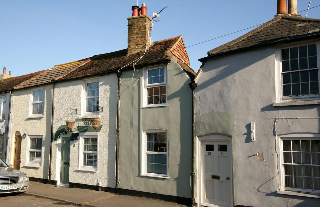 1 Bedroom Cottage House for sale in West Street, Deal