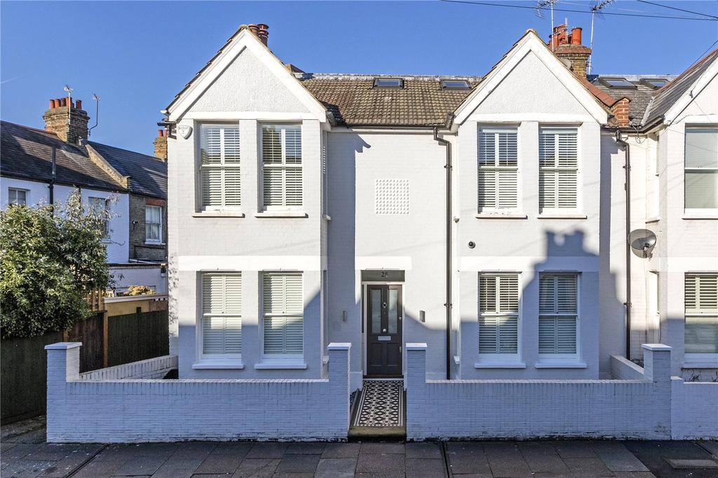5 Bedrooms End Of Terrace House for sale in Fitzgerald Avenue, East Sheen, London, SW14