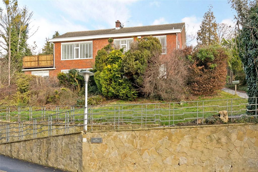 4 Bedrooms Detached House for sale in Pilgrims Way East, Otford, Sevenoaks, Kent, TN14