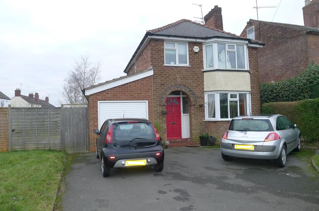 3 Bedrooms Detached House for sale in Trysull Road, Merry Hill, WV3