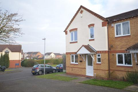 3 bedroom end of terrace house to rent - Foxglove Close, Rushden