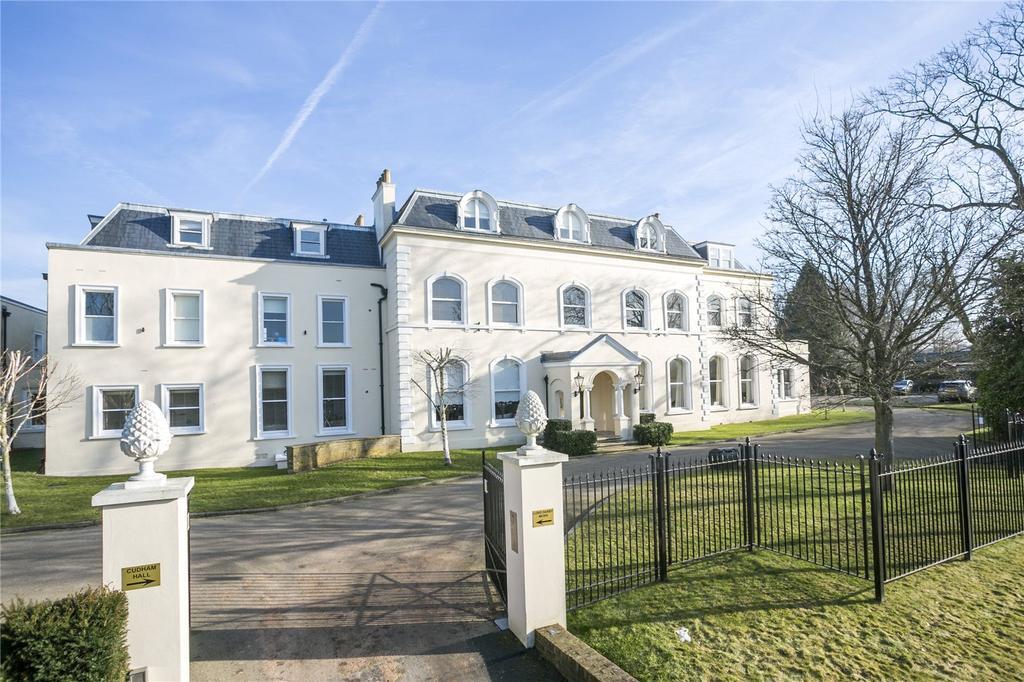 2 Bedrooms Flat for sale in Cudham Lane South, Cudham, Sevenoaks, Kent