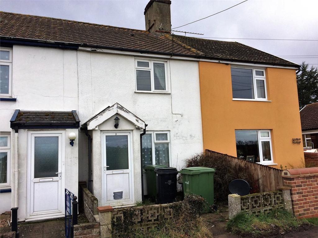 2 Bedrooms Terraced House for sale in Belton Cottages, Hale Street, Tivetshall St Margaret