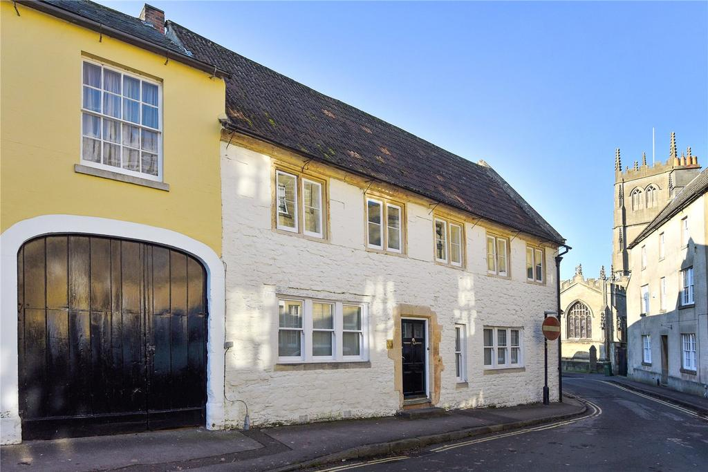 5 Bedrooms Terraced House for sale in The Green, Calne, Wiltshire