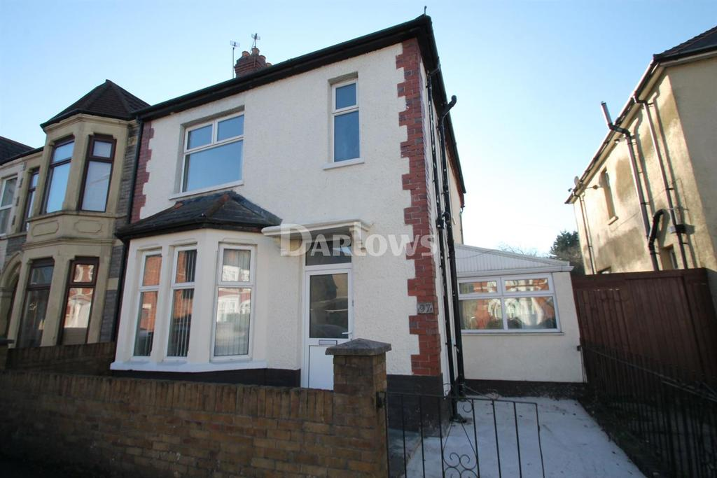 3 Bedrooms End Of Terrace House for sale in Lansdowne Road, Canton