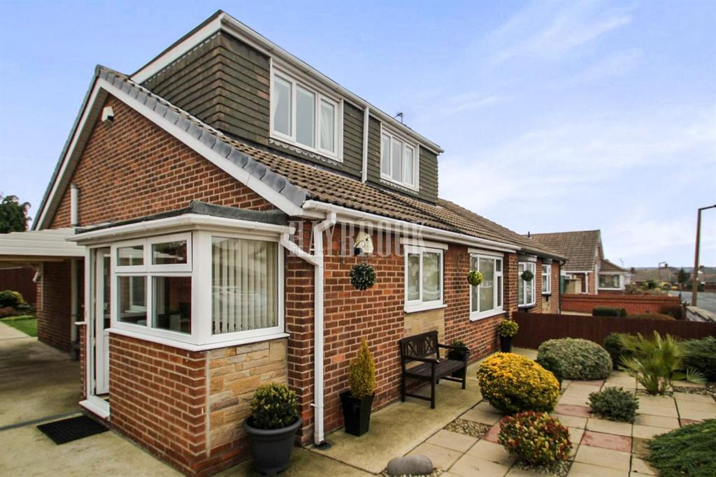 3 Bedrooms Bungalow for sale in Highfield Road, Darfield