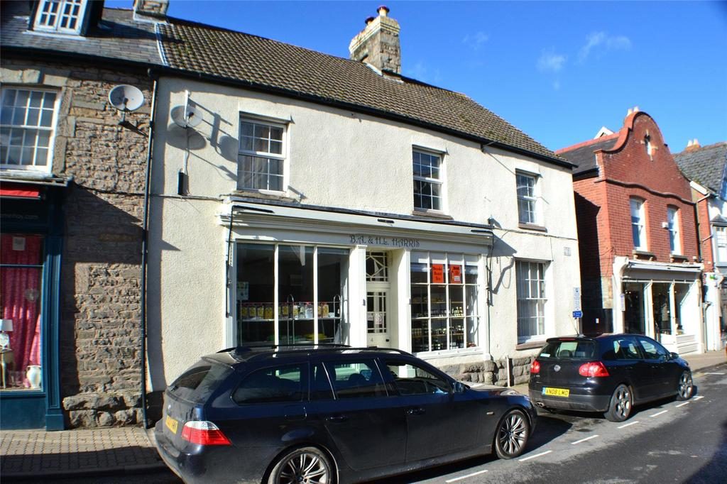 4 Bedrooms Terraced House for sale in Castle Street, Hay-On-Wye, Hereford