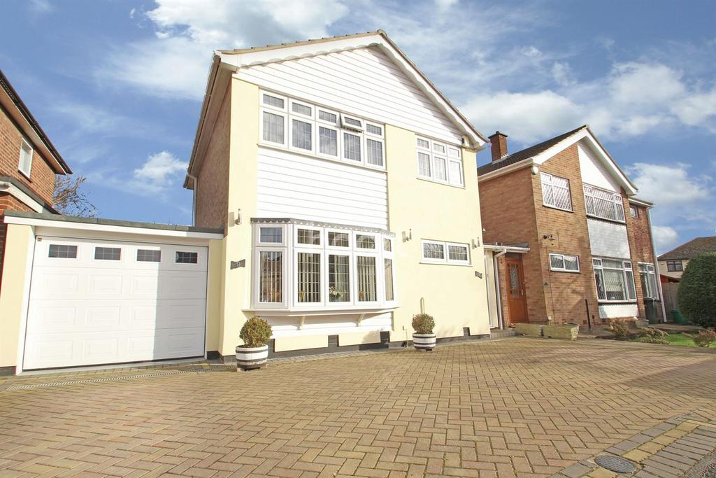 3 Bedrooms Detached House for sale in Sorrel Walk, Marshalls Park