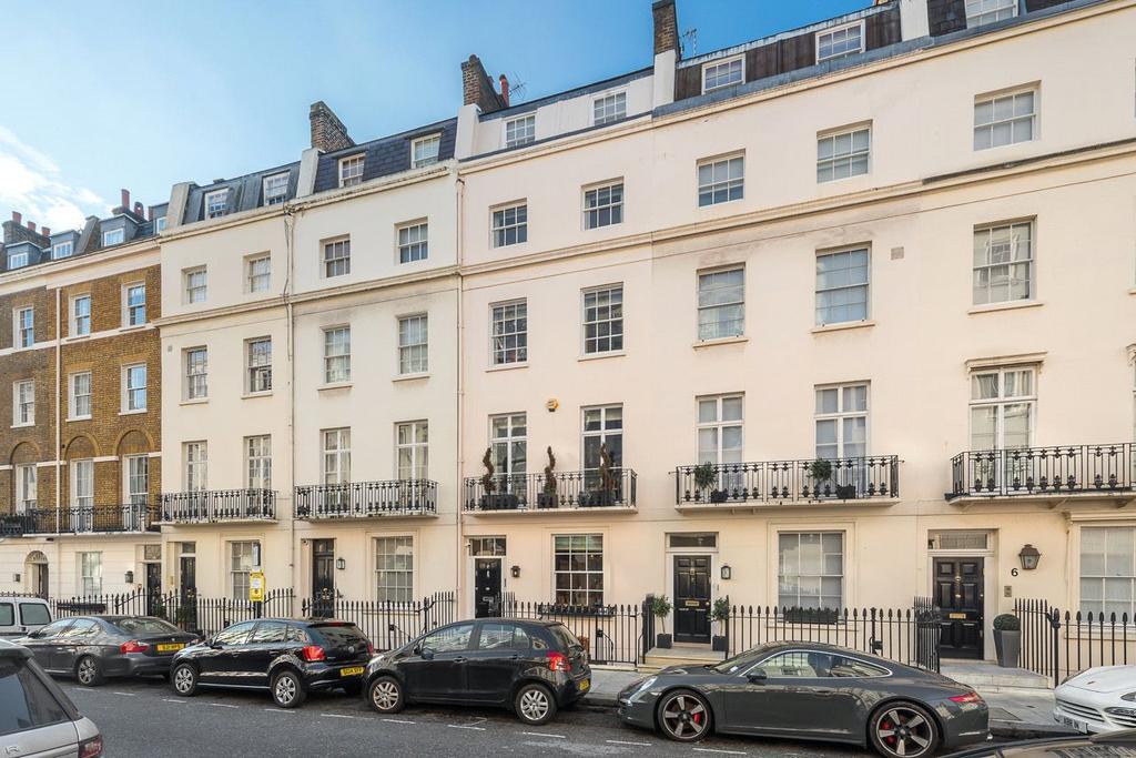 6 Bedrooms Terraced House for sale in Eaton Terrace, Belgravia, London