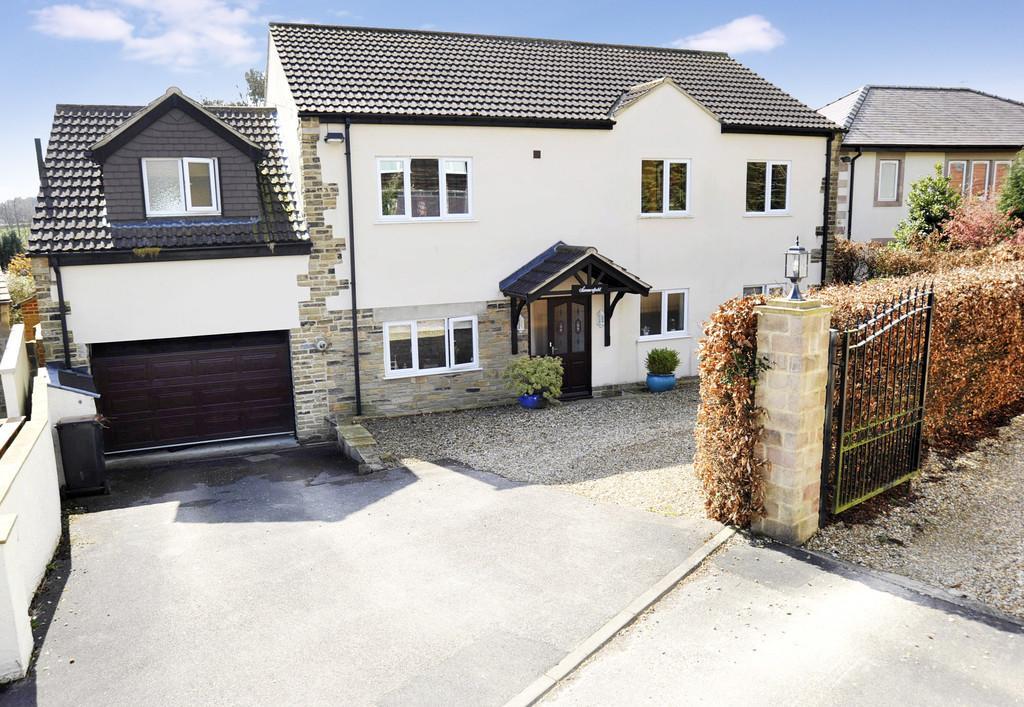 5 Bedrooms Detached House for sale in Summerfield Tofts Lane, Follifoot, Harrogate