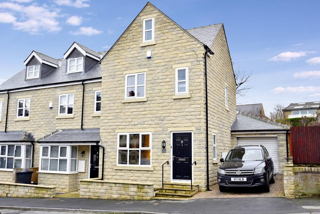 3 Bedrooms Town House for sale in North Lodge Avenue, Harrogate