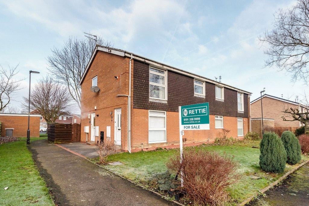 2 Bedrooms Apartment Flat for sale in Ilminster Court, Kingston Park, Newcastle Upon Tyne, Tyne Wear