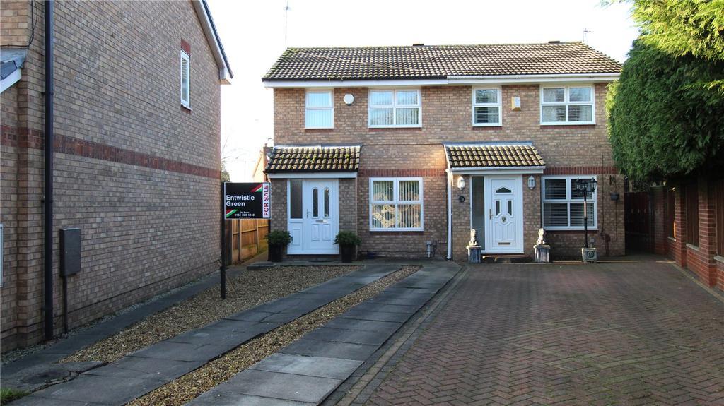 3 Bedrooms Semi Detached House for sale in Bracken Wood, Liverpool, Merseyside, L12