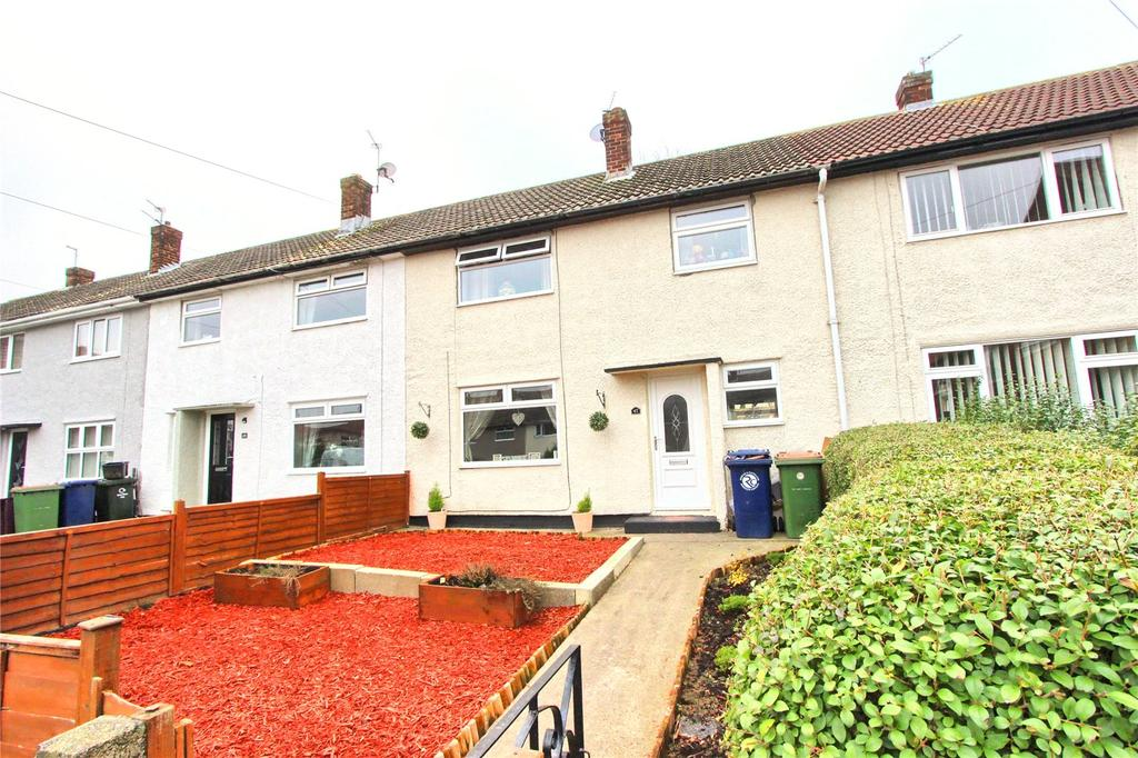 3 Bedrooms Terraced House for sale in Keats Road, Normanby