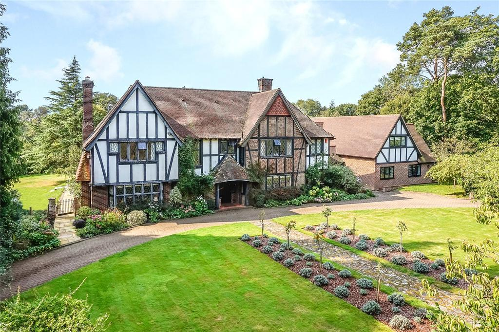8 Bedrooms Detached House for sale in Southdown Road, Shawford, Winchester, Hampshire