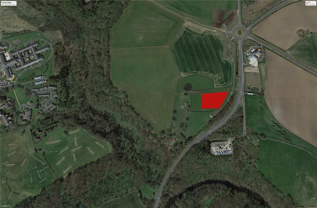 Plot Commercial for sale in Morpeth, Northumberland