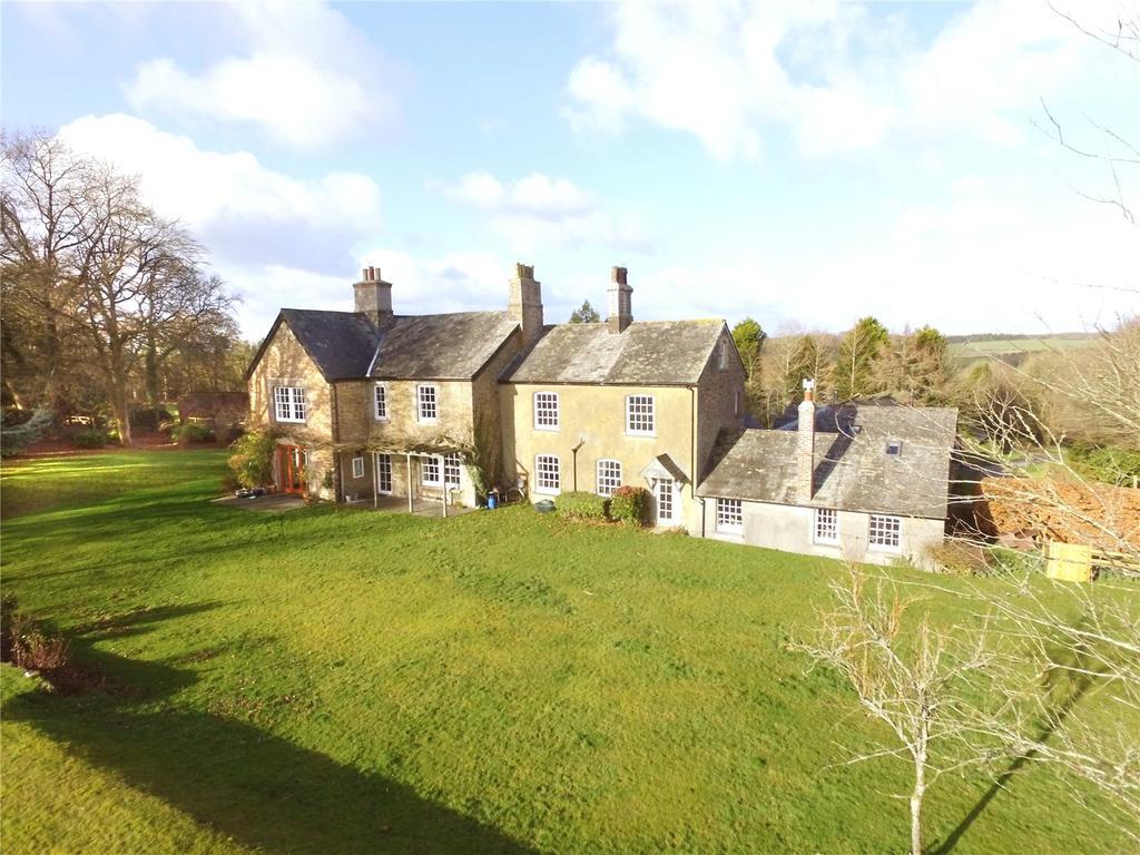 5 Bedrooms Detached House for sale in Lewdown, Okehampton, Devon
