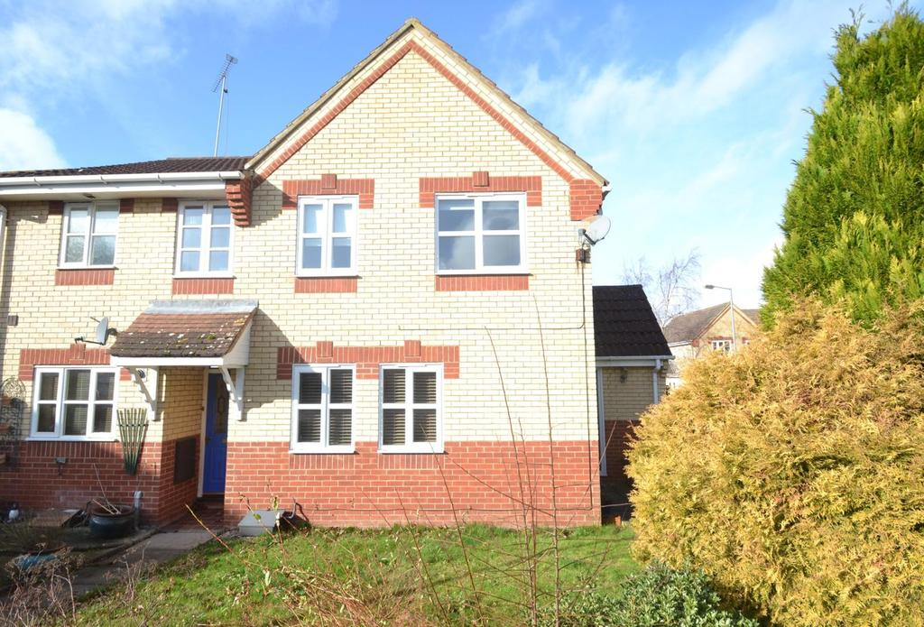 3 Bedrooms End Of Terrace House for sale in Whitesmith Drive, Billericay, Essex, CM12