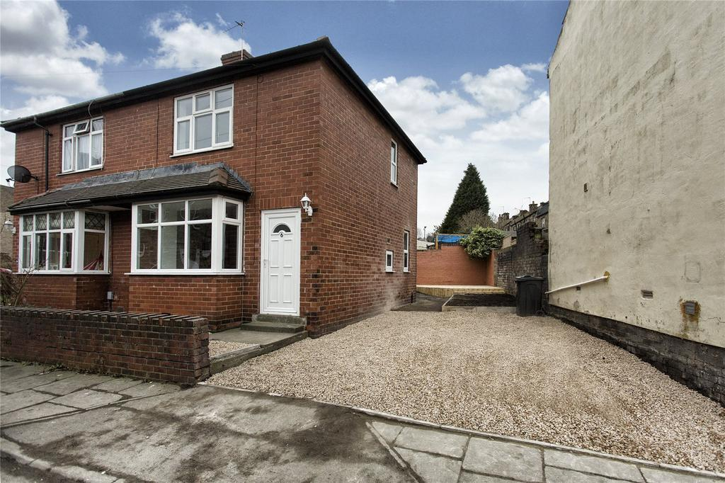 2 Bedrooms Semi Detached House for sale in South Street, Mirfield, West Yorkshire, WF14