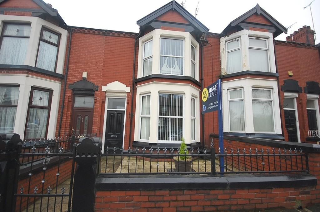 3 Bedrooms Terraced House for sale in King Edward Road, Dentons Green, St. Helens