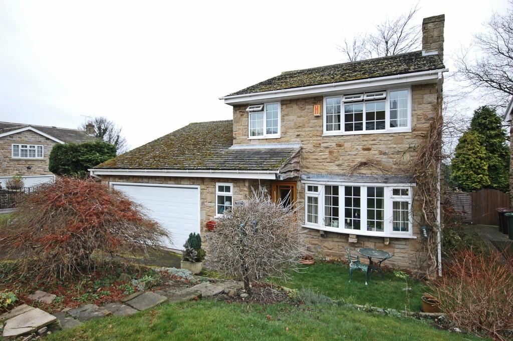 3 Bedrooms Detached House for sale in Finkle Close, Woolley