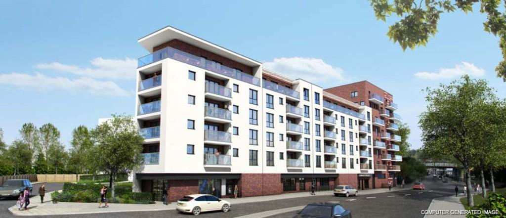 2 Bedrooms Apartment Flat for sale in Williams Way, Parkside Place