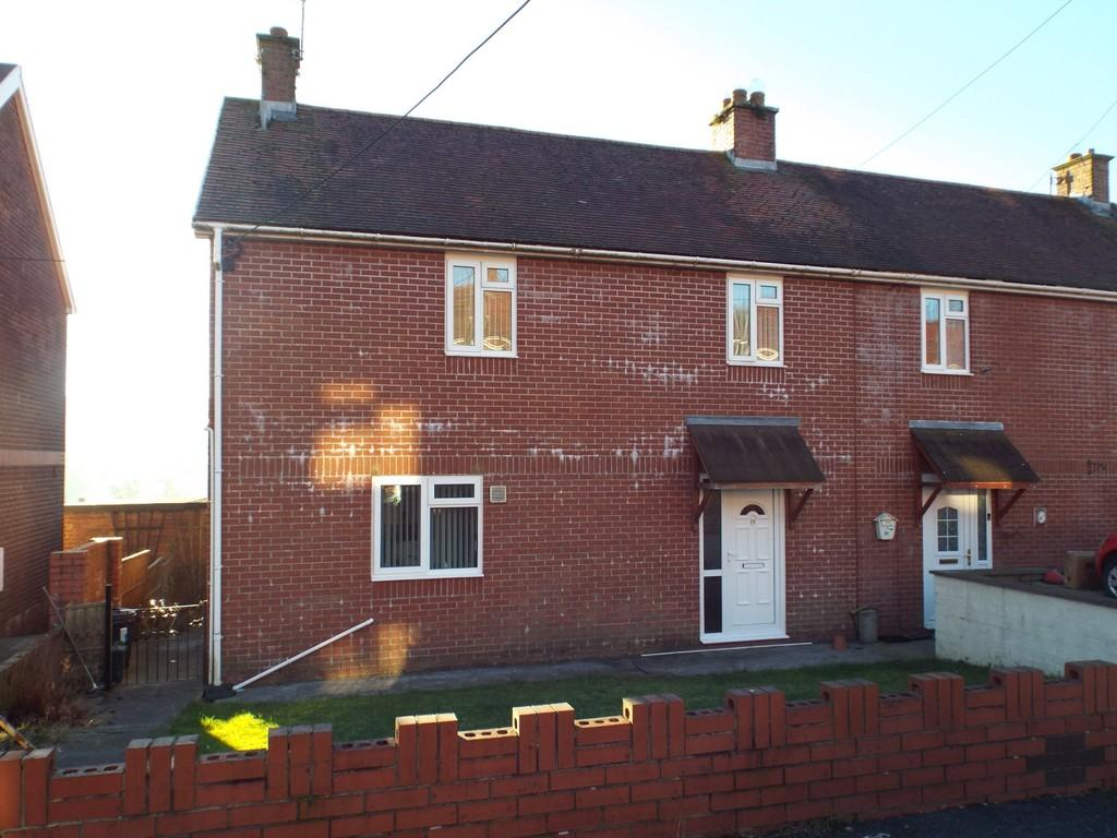 3 Bedrooms Semi Detached House for sale in Grugos Avenue, Pontyberem