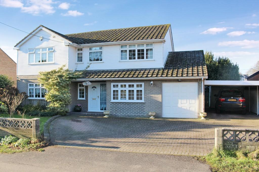 4 Bedrooms Detached House for sale in Chapel Lane, Fawley