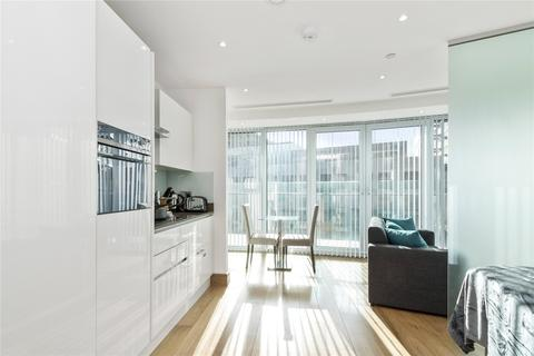 Studio to rent - Arena Tower, 25 Crossharbour Plaza, London, E14