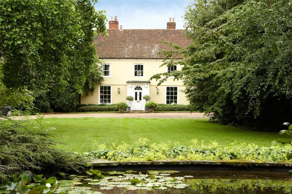6 Bedrooms Detached House for sale in Aldon Lane, Offham, West Malling, Kent, ME19