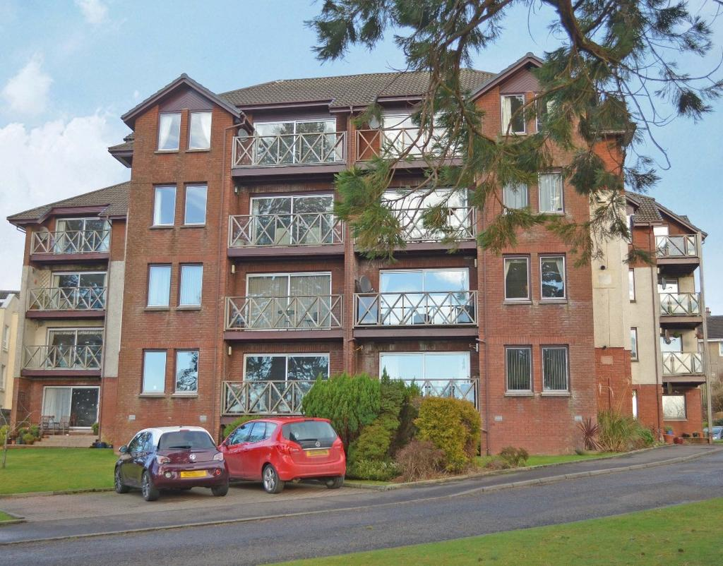 2 Bedrooms Ground Flat for sale in Watersedge Court, Rhu, Argyll and Bute, G84 8SG