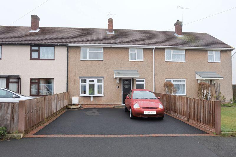 3 Bedrooms Terraced House for sale in Salisbury Drive, Kidderminster DY11 6EY