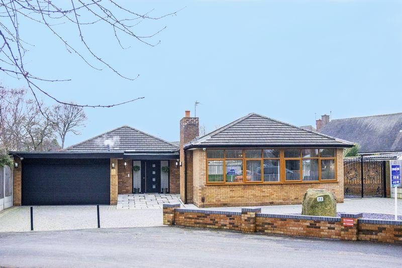 4 Bedrooms Detached Bungalow for sale in Nest Common, Pelsall, Walsall
