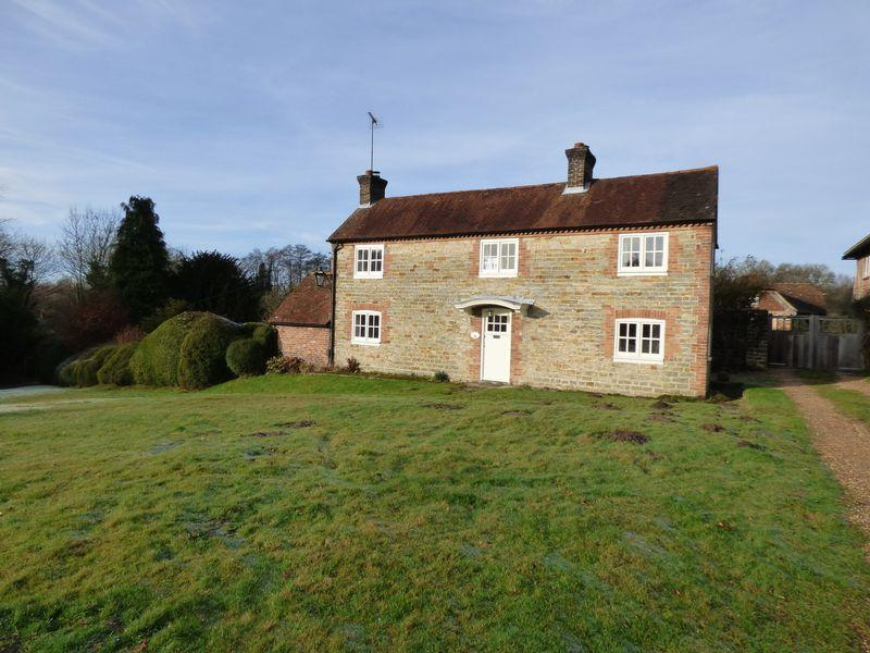 4 Bedrooms Detached House for sale in The Green, Slaugham, West Sussex.