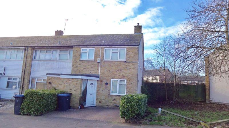 2 Bedrooms End Of Terrace House for sale in Spencers Croft, Harlow