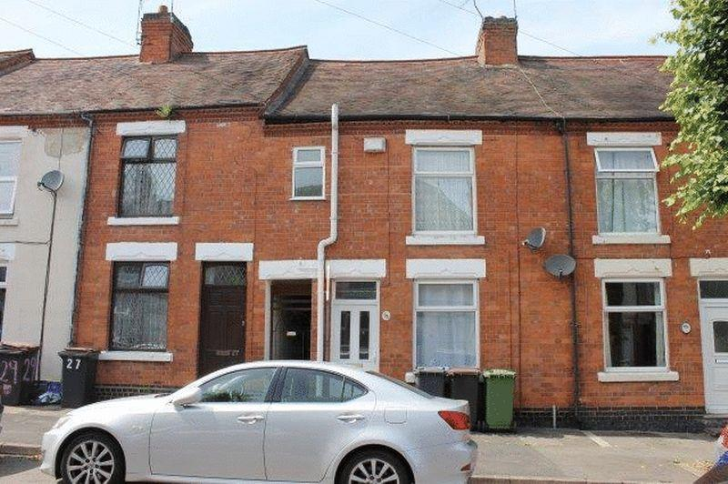 2 Bedrooms Terraced House for sale in George Eliot Street, Nuneaton, CV11 4NW