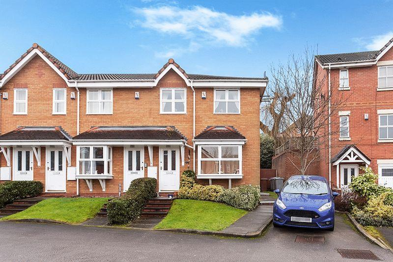 2 Bedrooms Apartment Flat for sale in Elvington Close, Congleton