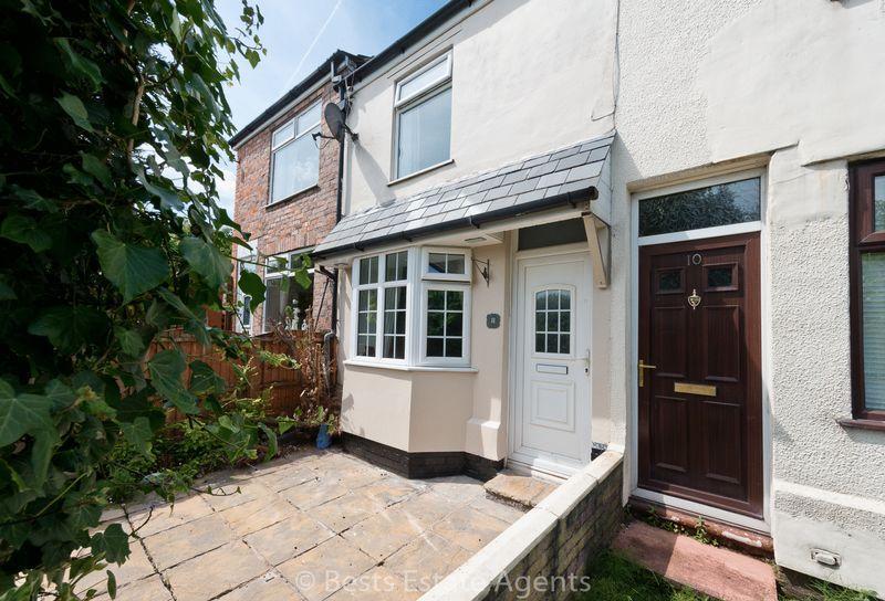2 Bedrooms Terraced House for sale in Brook Terrace, Halton Road, Runcorn