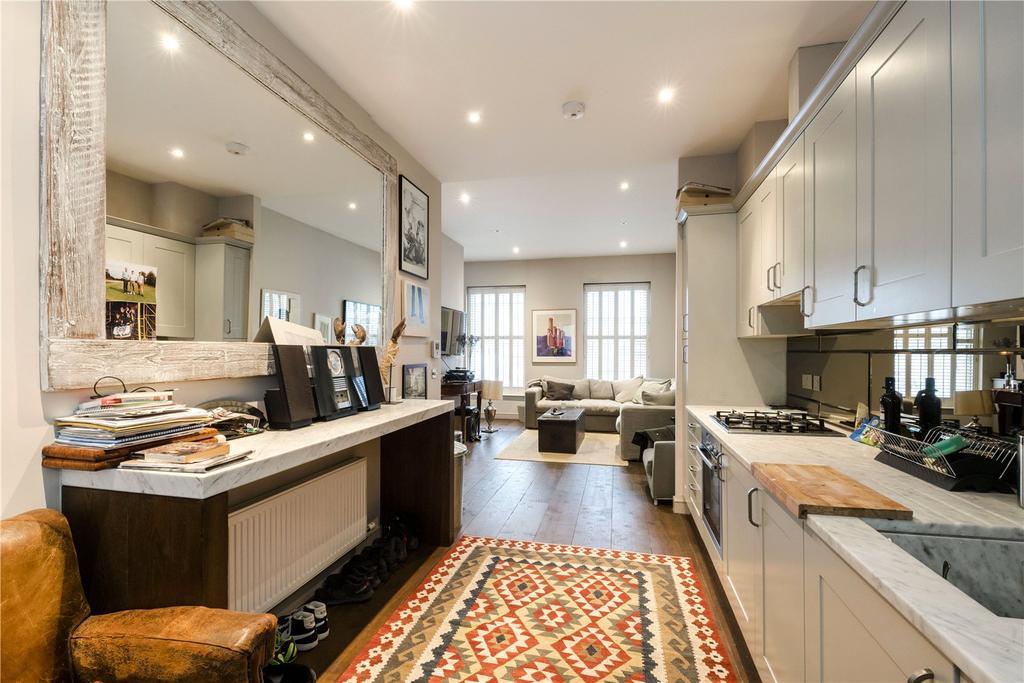 2 Bedrooms Maisonette Flat for sale in Portobello Road, London, W11