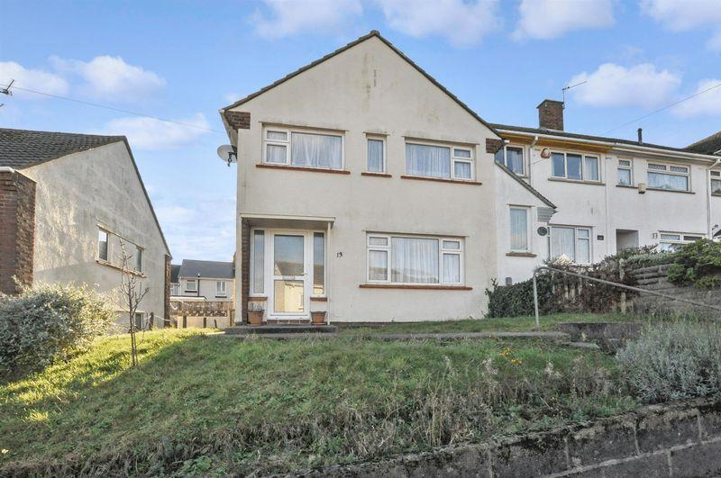 3 Bedrooms End Of Terrace House for sale in Hodson Close, Paignton