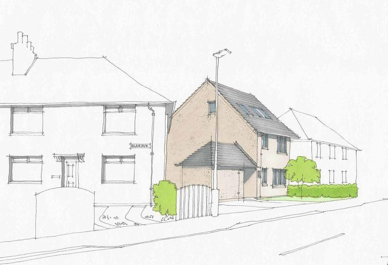 3 Bedrooms Plot Commercial for sale in 7A Blair Avenue, Hurlford, Kilmarnock, KA1 5BQ